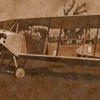 Первый украинский самолет :: Ростислав