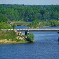Пошехонье Мост через Согожу :: Alexandr Яковлев