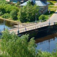 Мост через Согу :: Alexandr Яковлев