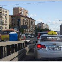 Москва... :: Михаил Розенберг