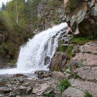 водопад :: Viktoriya Balaganskaya
