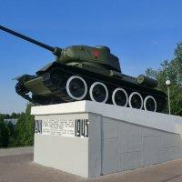Воробей и танк... :: Владимир Павлов