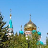 Свято-Успенский кафедральный собор :: Светлана Белоусова