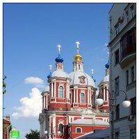 Прогулки по Москве :: Рамиль Хамзин