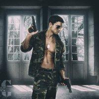 Army Man :: Minas Ghazaryan