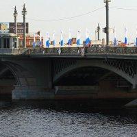 Благовещенский Мост. :: Александр Лейкум