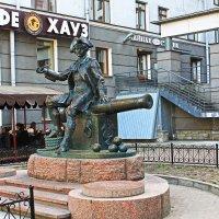 Памятник Василию Корчмину.(Вариант-2) :: Александр Лейкум