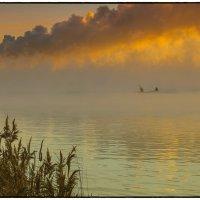 То ли рыбку по ловить, то ли по быстрей свалить)))) :: Юрий Клишин