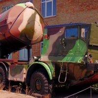 Ракетная установка :: Ростислав