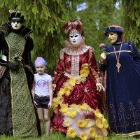 Венецианский карнавал :: Юрий Никитин