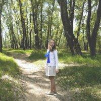В таинственном лесу)) :: Виктория Майер