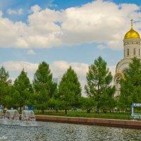 Храм святого Георгия Победоносца. :: Виктор Евстратов