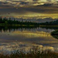 Аляска, начало осени.. :: Gregory Regelman