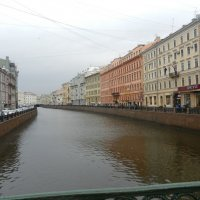 Санкт-Петербург :: Ирина Рачкова