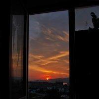 вид из западного окна :: Валерий Дворников