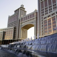 Здания моего города. Астана. :: Асхат Жусупов