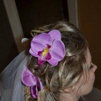 Фото свадебной прически :: Юлия Маслова
