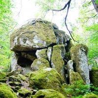 Каменный дом- работа природы. :: Татьяна Гордеева
