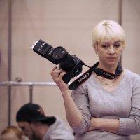 Фотографиня. :: Алексей Хаустов
