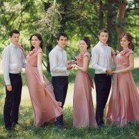 Свадьба в нежно-розовых оттенках :: Дмитрий Черниченко