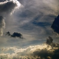 Небо :: Евгений Барзенков