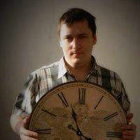 Хранитель времени.... :: Денис Томилов