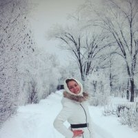 зимушка) :: Татьяна Баева