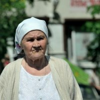 Бабуля. :: Leonid Volodko