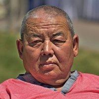 Чингисхан :-) :: Андрей Гомонов