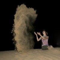 Дракон пустыни :: Elena Inyutina