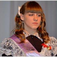 Выпускница. :: Лариса Красноперова