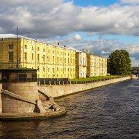 Кронверкская набережная у Тучкова моста :: Valerii Ivanov