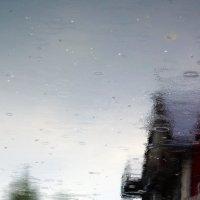 Река под дождём :: Игорь Замлинский