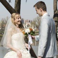 Свадебная прогулка :: Алексей Большаков