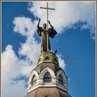 Навершие храма :: Юрий Муханов