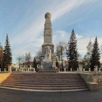 Уфа. Один из самых первых памятников Ленину ... :: BEk-AS 62