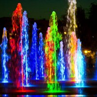танцующий фонтан :: Алёна Алексаткина