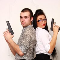 Mr. & Mrs. Smith :: Chera -