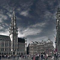Брюссель :: Лидия Цапко