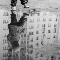 гуляя в отражении :: Lё Trotsenko