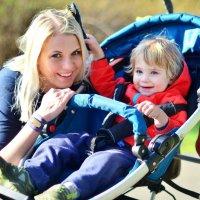 Забота о маме :: Ксения Базарова
