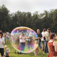 Пузырь :: Виктор (victor-afinsky)