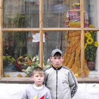 Друзья :: Евгений Спирин