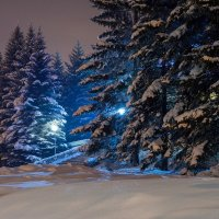 зимняя :: Сергей Сергеев
