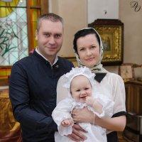 Таинство крещения :: Олеся Денискова