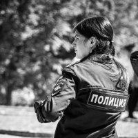 на страже :: Ежи Сваровский