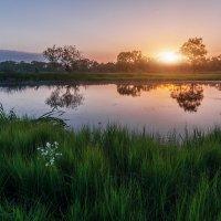 Майский закат :: Эдуард Ефремов