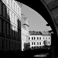 Этот город себя позволяет любить... :: Марина Павлова