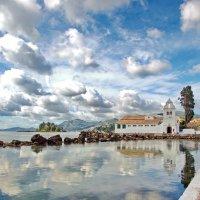 остров Корфу(Греция)... :: Александр Вивчарик