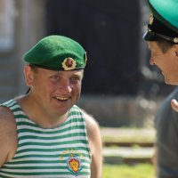 день пограничника :: Алексей Рябухин